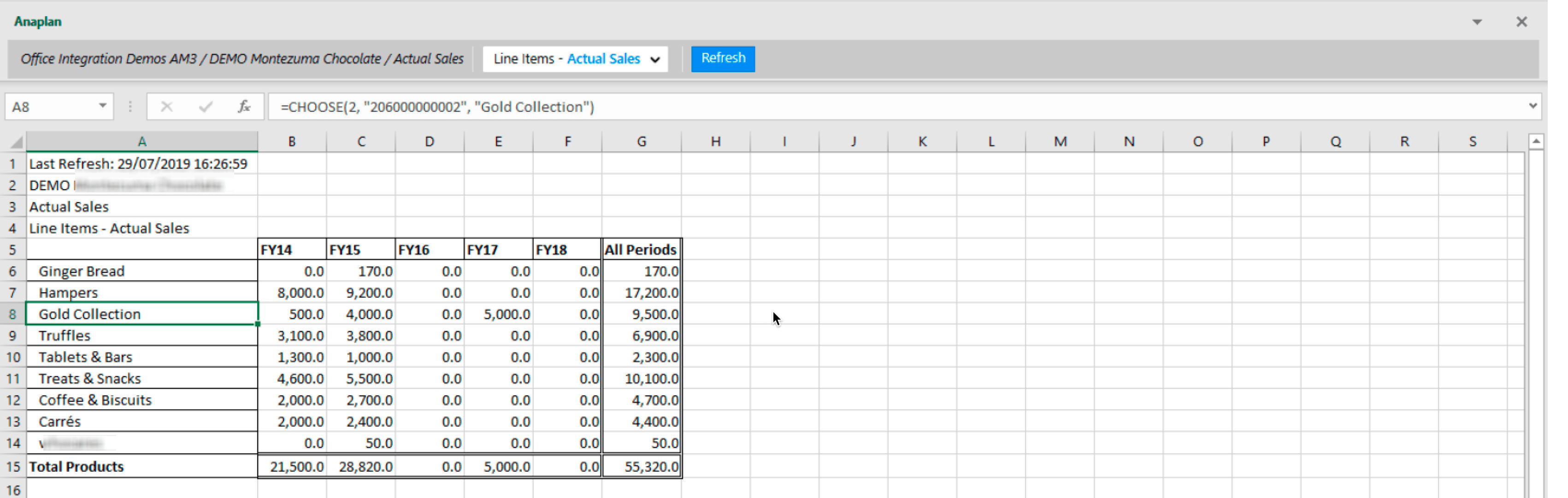 Rename Columns And Rows In A Worksheet