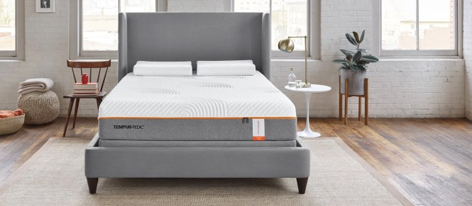 Tempur Contour Supreme Mattress Pedic