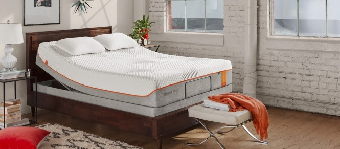 Tempur Up Foundation Pedic