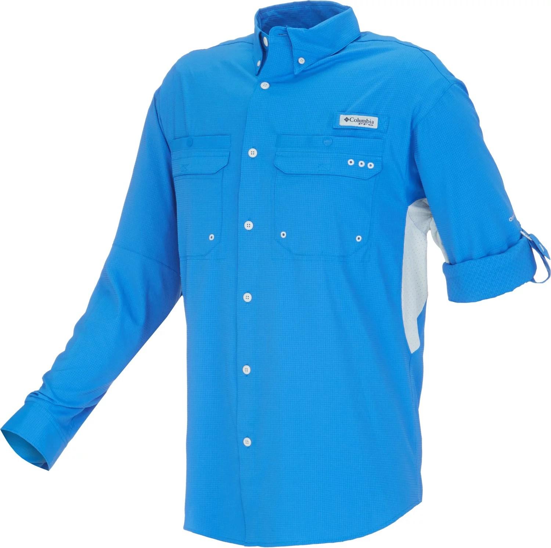 Columbia Sportswear Men's Cast Away ZERO Woven Long Sleeve Shirt - view number 1