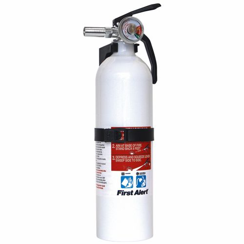 1 Marine Fire Size Type Alert Extinguisher First
