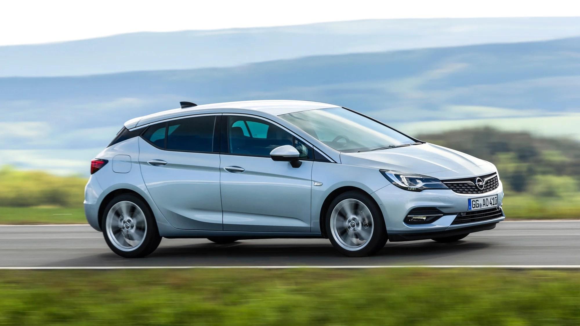 Test Opel Astra K Das Kann Das Facelift Modell Motoren Preise Adac