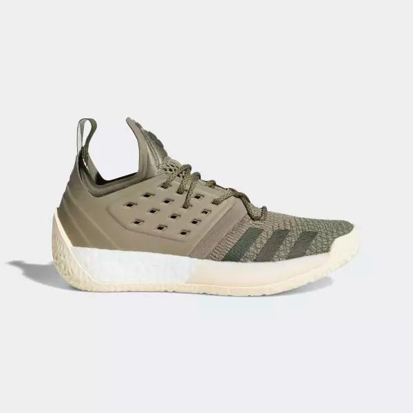 Harden Vol. 2 Shoes Grey AQ0027