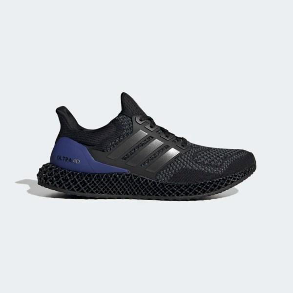 "adidas Ultra 4D ""Black Purple"""