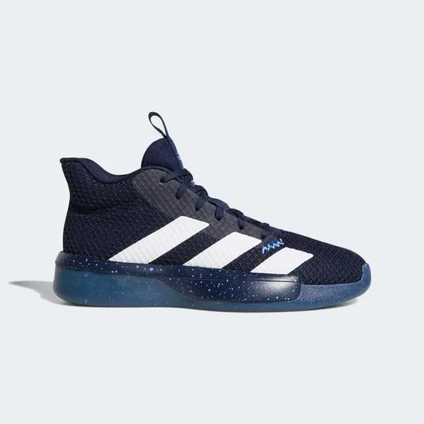 Adidas Pro Next 2019 Shoes Blue Adidas Us