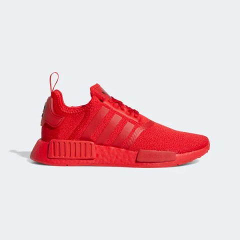 Women's Adidas NMD R1 'Triple Red' .99 Free Shipping