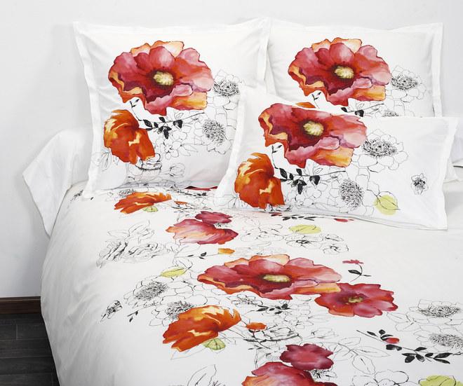 maison tendances linge de lit