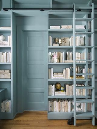 30 idees deco pour une bibliotheque stylee