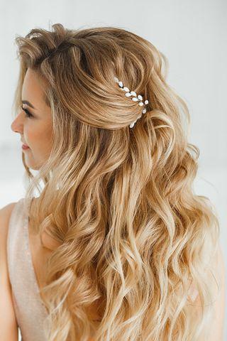 Offene Hochzeitsfrisuren Fresh Hochzeitsfrisuren Offene Haare