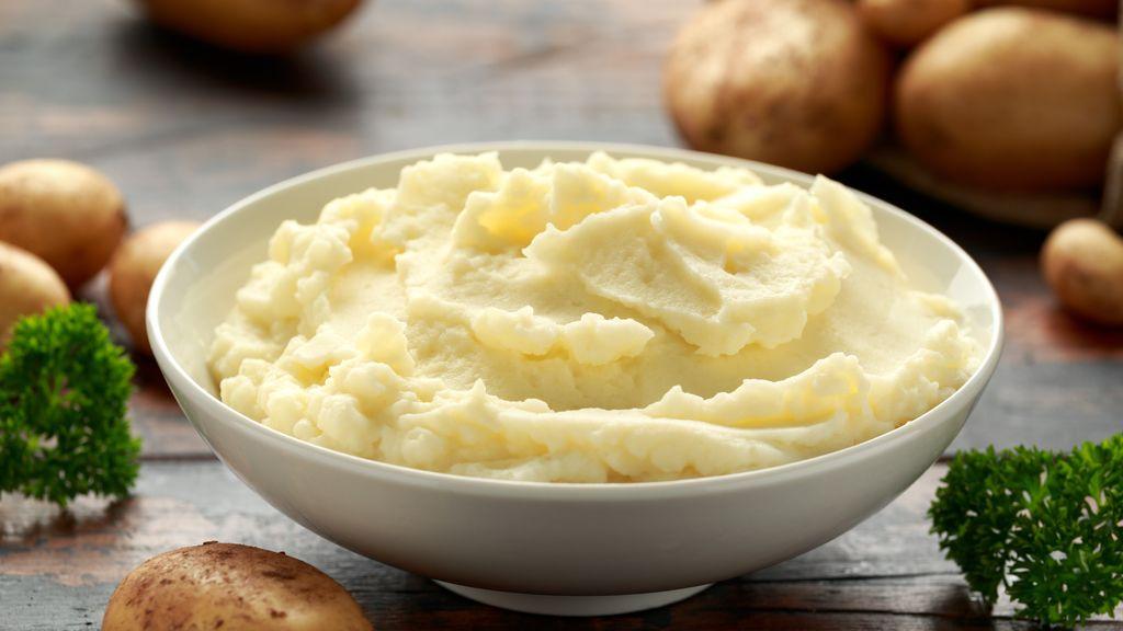 puree de pommes de terre maison au cooking chef