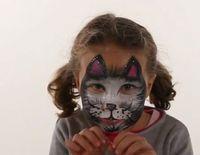 tutoriel maquillage enfant facile