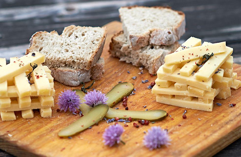 comment faire un beau plateau de fromages