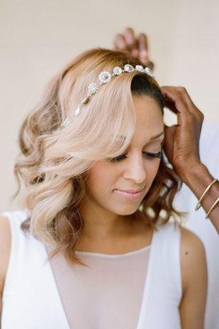 Brautfrisur Fur Mittellanges Haar Trend Neu Frisuren