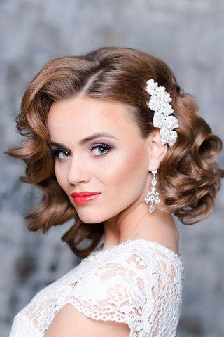 Video Elegante Hochzeitsfrisuren Fur Mittellanges Haar Zum