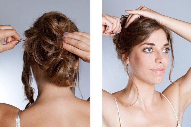 Statt Hochsteckfrisur Tolle Brautfrisuren Fur Offene Haare