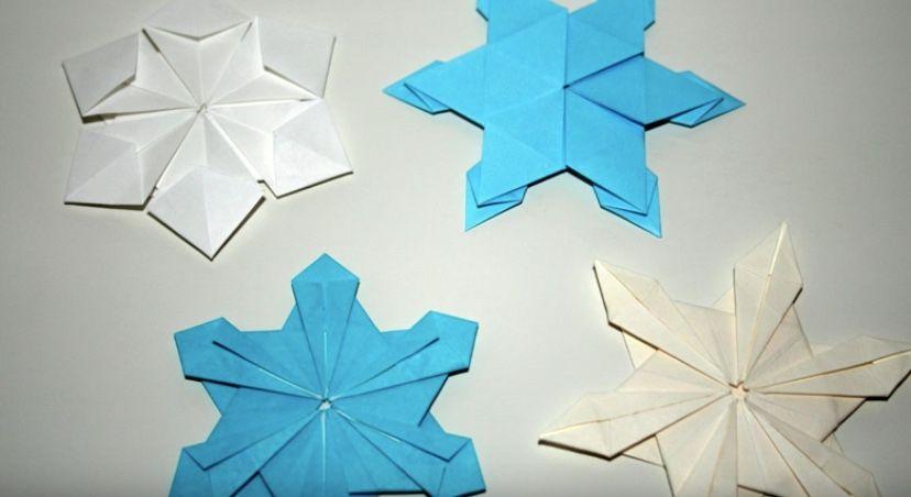Comment Creer Un Origami De Noel 4 Tutos Pour Une Deco Originale