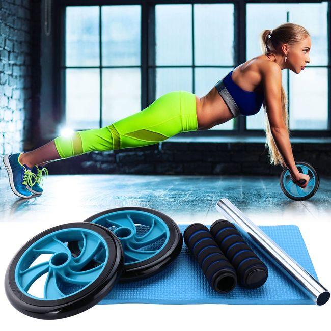 Petit accessoire de fitness pour grands effets pour les abdos !
