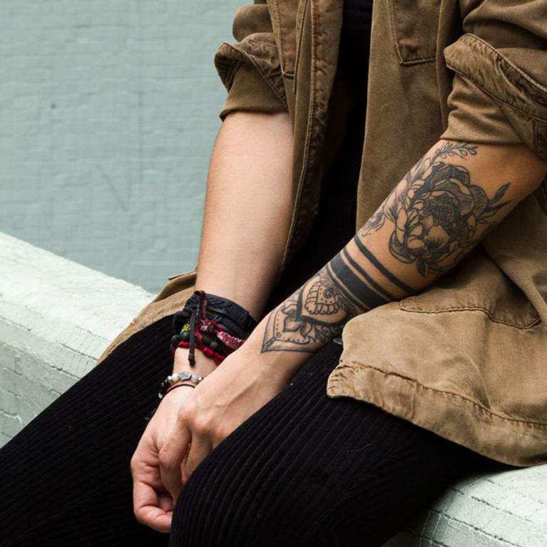 Suchergebnis Auf Amazon De Fur Tattoo Aufkleber Haut