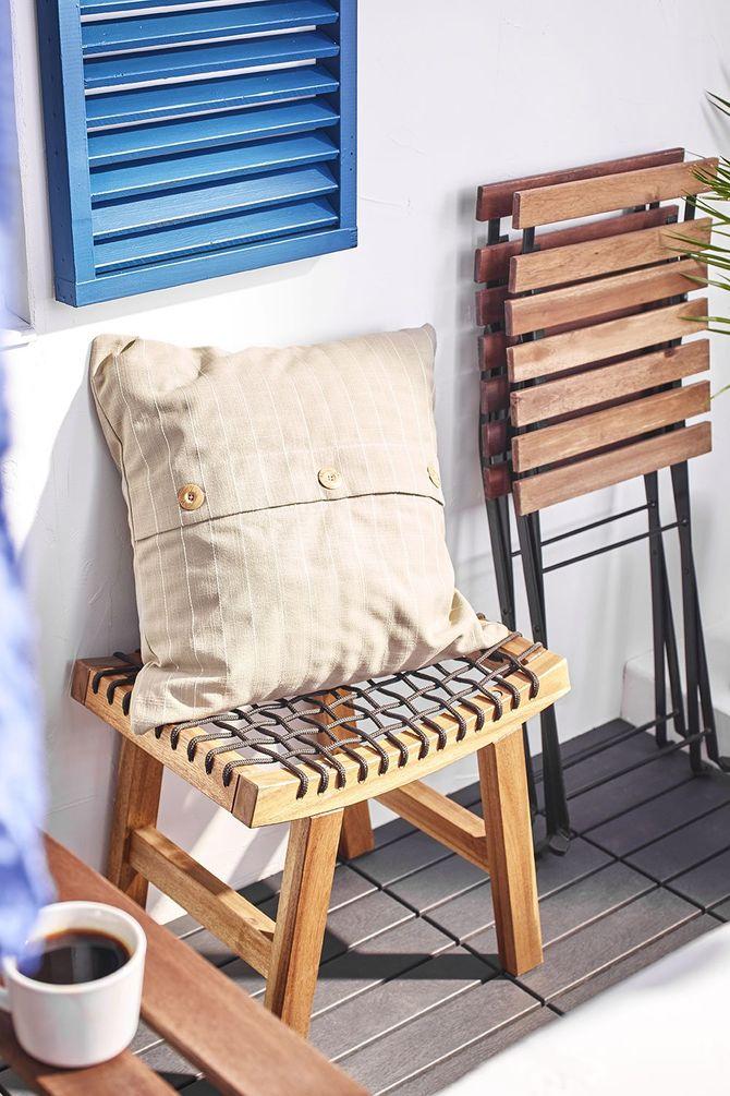 8 idées déco pour aménager et décorer un petit balcon TOUTFILM