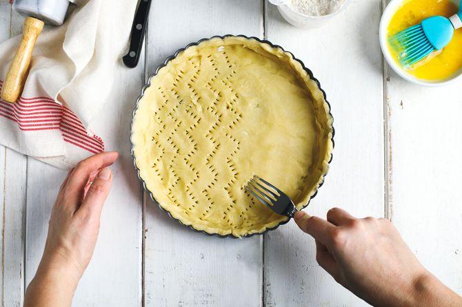 Comment préparer une pâte à tarte maison ?