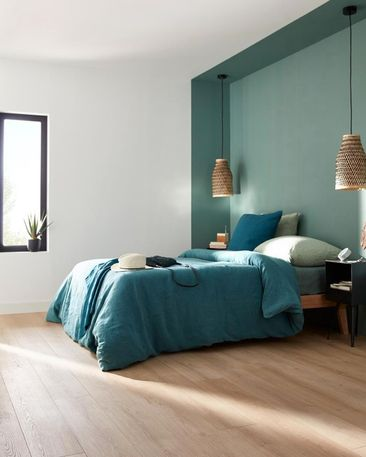 couleurs pour repeindre une chambre
