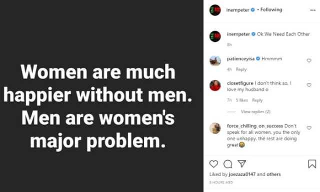 """""""Les femmes sont plus heureuses sans les hommes"""", dixit une actrice"""