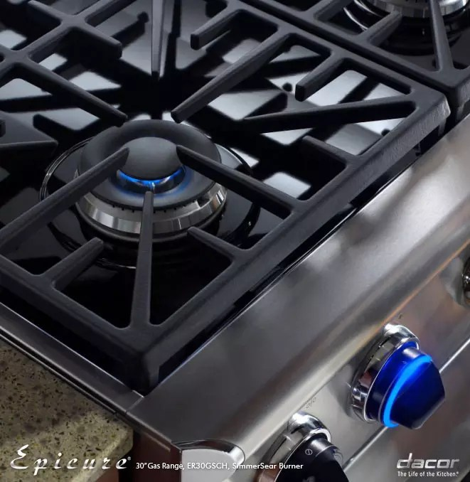 Range Gas Top Electric Oven 30 Rated Capital Cooking 36 Inch Pro Rangetop