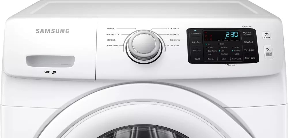 Samsung Wf42h Aw 27 Inch 4 2 Cu Ft Front Load Washer