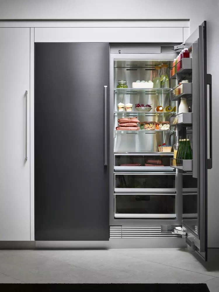 Dacor DRR36980RAP 36 Inch Panel Ready Refrigerator Column