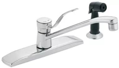 moen 8720 single lever cast spout