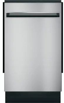 Ge Pdt145sslss 18 Inch Fully Integrated Built In Dishwasher With 8