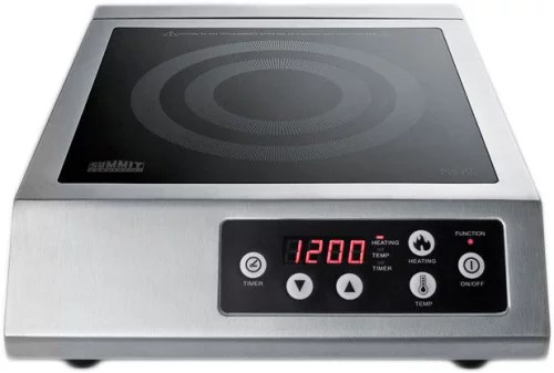 Summit Sinccom1 13 Inch Portable Induction Cooktop