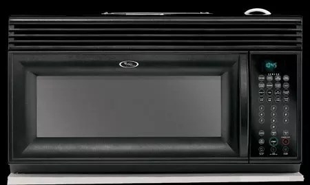 whirlpool gh4155xpb 1 5 cu ft over