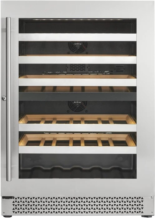 Cavavin V041wdz 24 Inch Counter Depth Wine Cooler With Dual