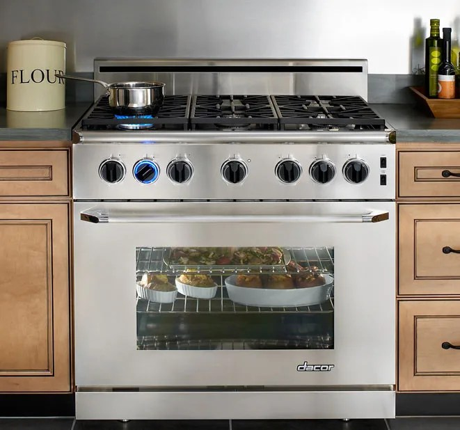 True European Convection With Direct Air Upper Oven