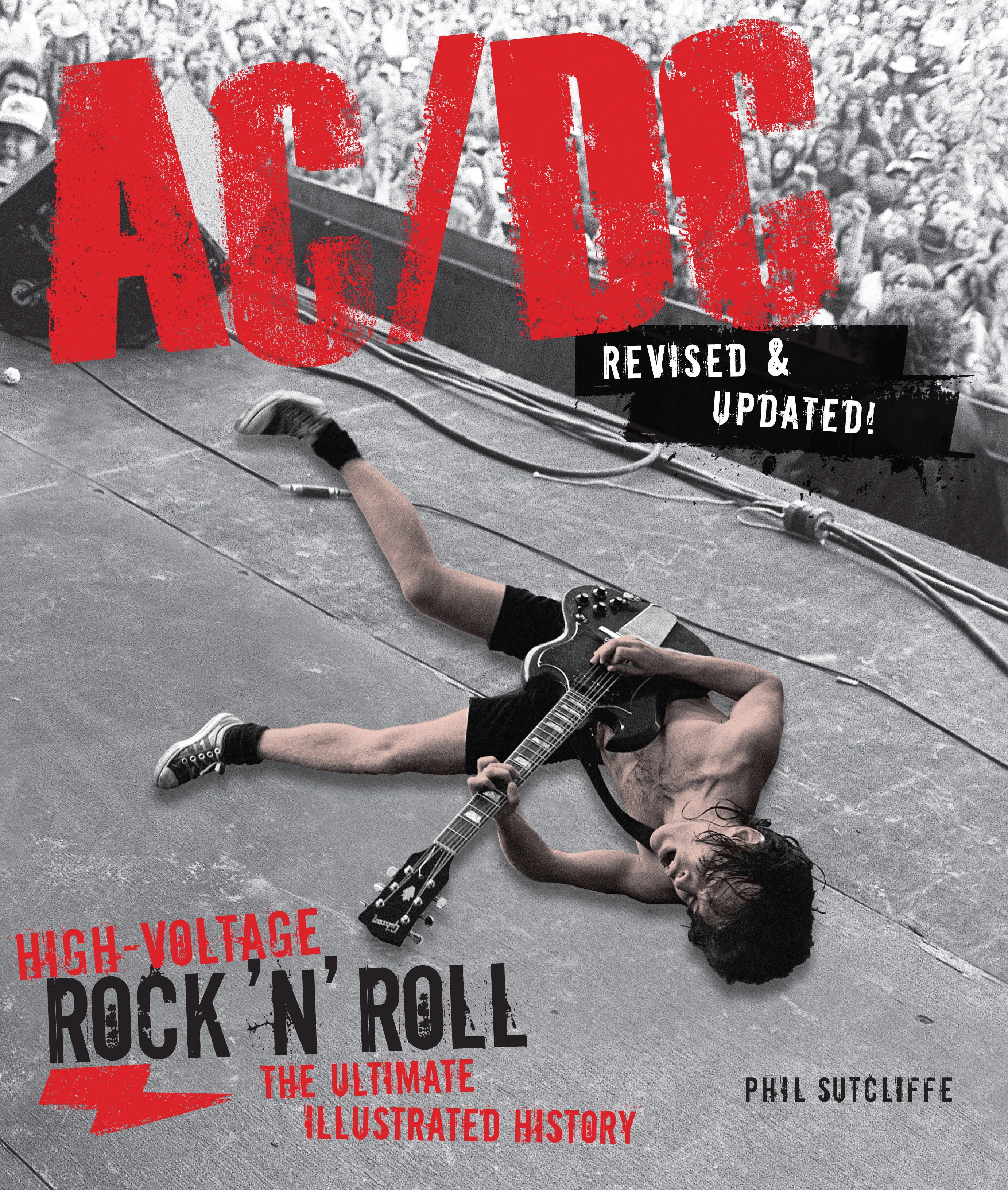 ACDC Revised Amp Updated Phil Sutcliffe 9780760349465