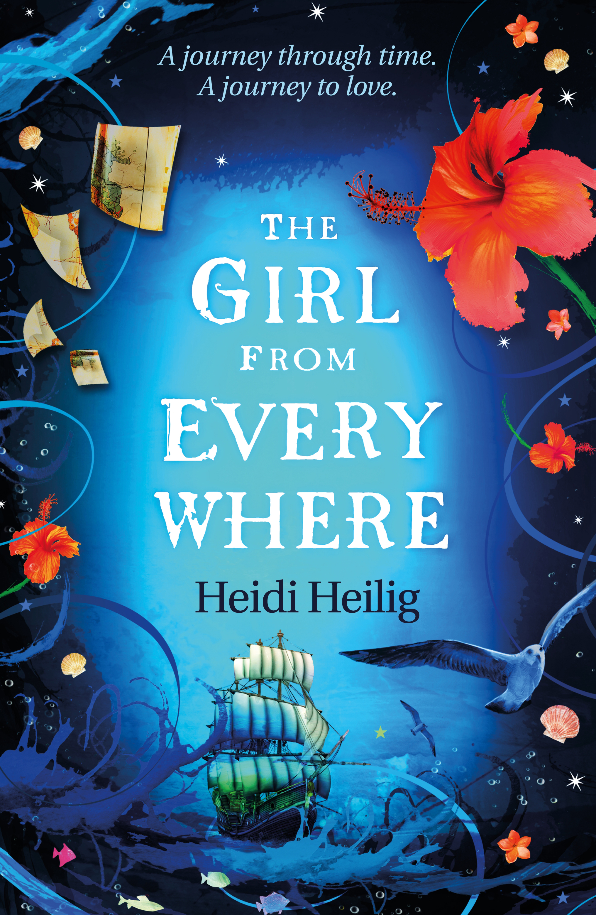 Image result for girl from everywhere heidi heilig