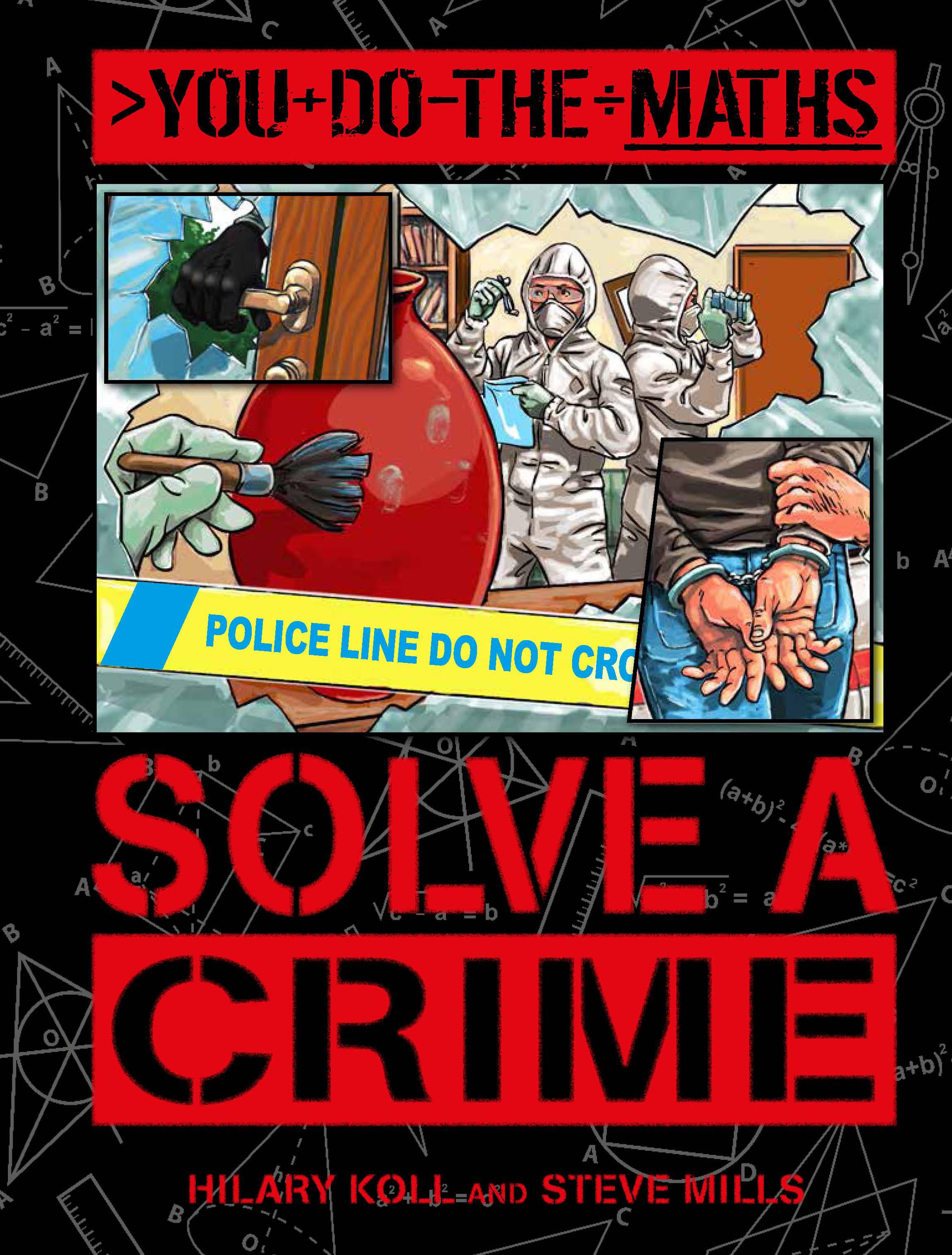 You Do The Maths Solve A Crime