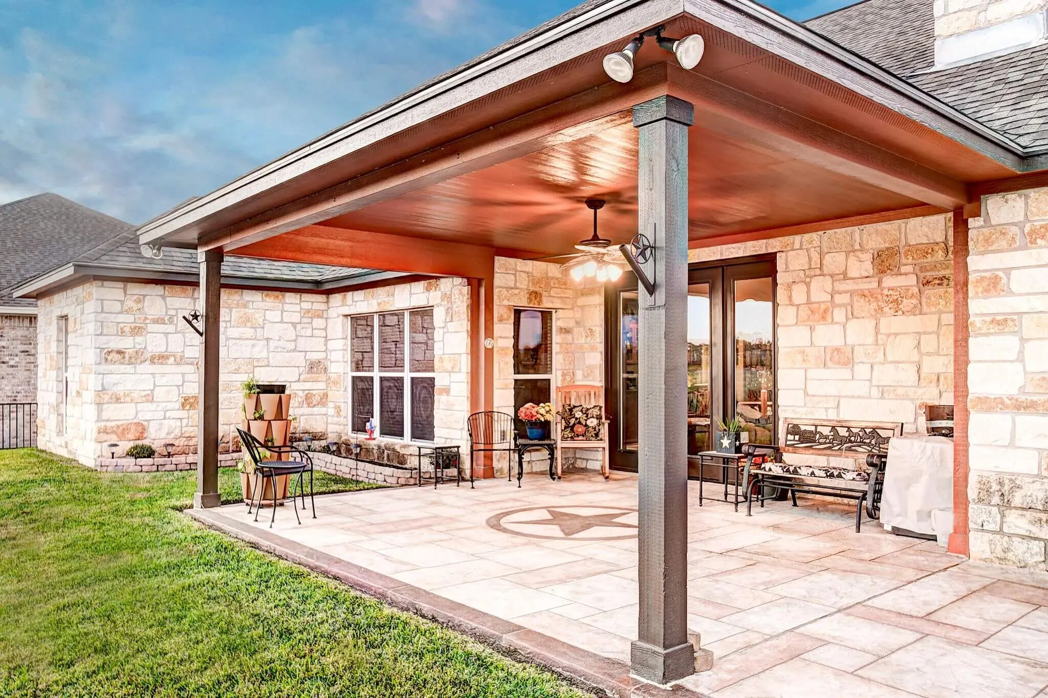 stamped concrete driveway archives