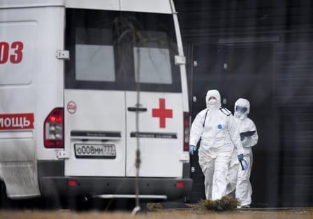 روسيا تسجل 28137 إصابة جديدة بفيروس كورونا و560 وفاة