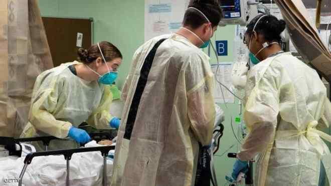 أمريكا تسجل 192,673 إصابة بـ كورونا في يوم واحد