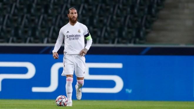 راموس مع ريال مدريد