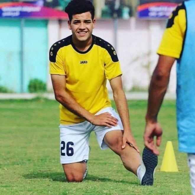 فيديو.. وفاة لاعب عراقي أثناء مباراة محلية