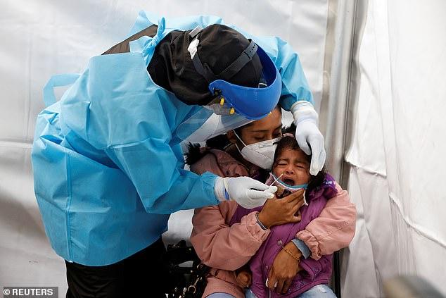 زيادة إصابات أعداد فيروس كورونا للأطفال في الولايات المتحدة