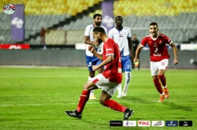 الأهلي يعبر لـ دور الـ4 في كأس مصر بصعوبة