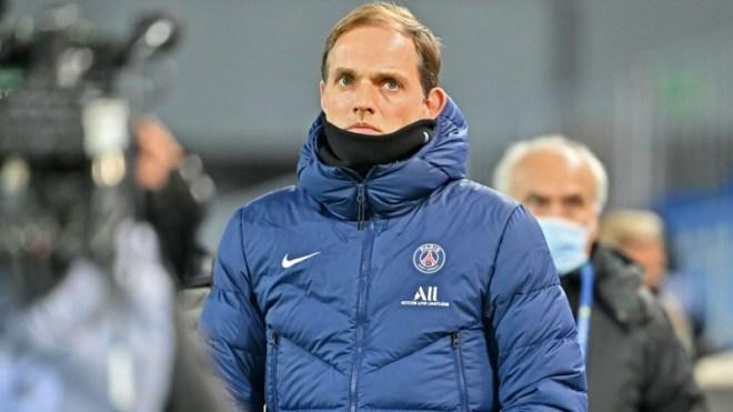 باريس سان جيرمان يُقرر إقالة توخيل