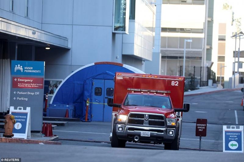 وفاة أمريكي كل 10 دقائق في لوس أنجلوس بسبب فيروس كورونا 3