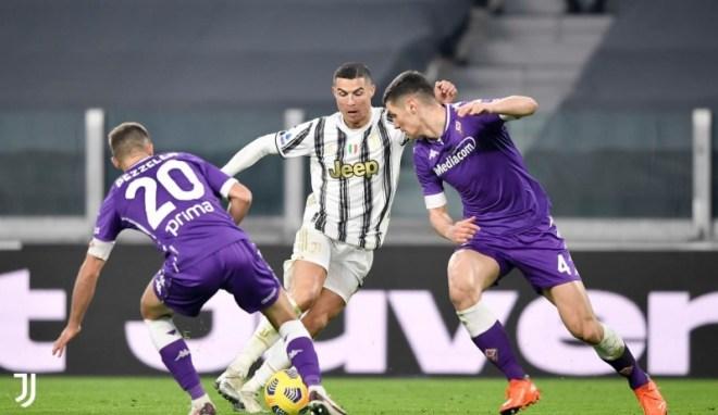 تراجع يوفنتوس في ترتيب الدوري الإيطالي