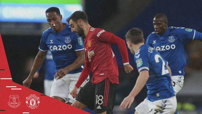 مباراة Manchester united