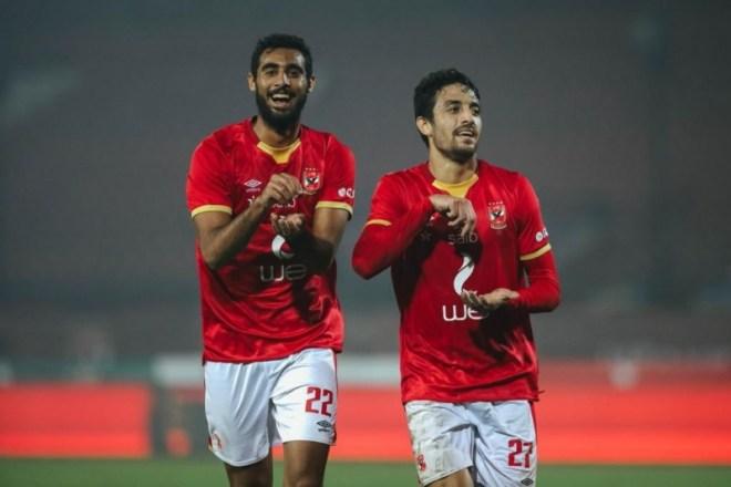 الأهلي المصري يستعيد 3 لاعبين قبل مباراة سيراميكا